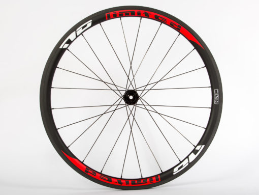 No Limited race 38 disc F