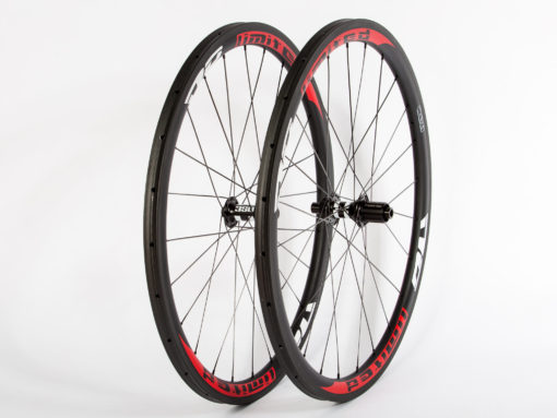 No Limited race 38 disc red