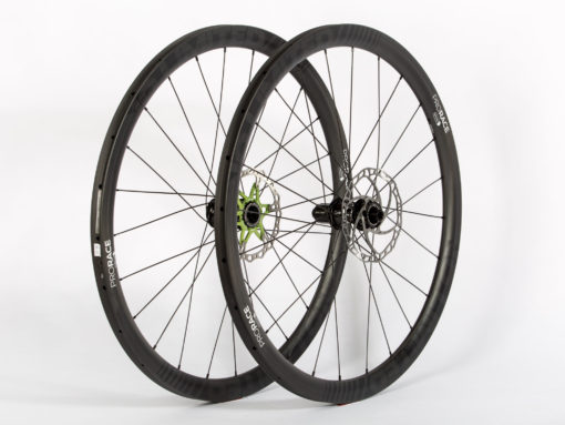 No Limited race 38 disc black