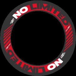 obrecz no limited pro race 88 red aran